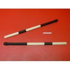 Baguettes batterie Drumstick Stickclubs RUTEBAMBOO Drumtech