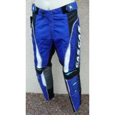Pantalon bleu gasgas enduro taille S