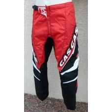 Pantalon rouge Gasgas enduro cross taille M