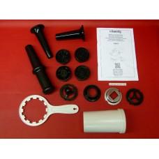 Kit accessoires notice robot pétrisseur KM78 notice H Koenig