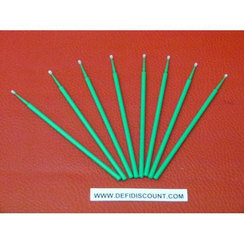 Tige pointe fine 1.5mm micro retouche vert carrosserie, bâtiment