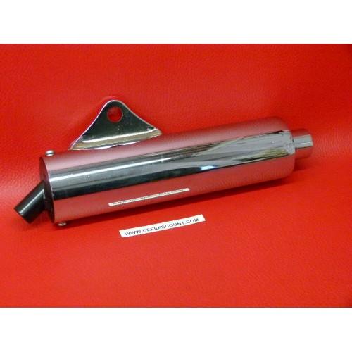 Silencieux trial 50cc 2003 TXT Boy Gasgas