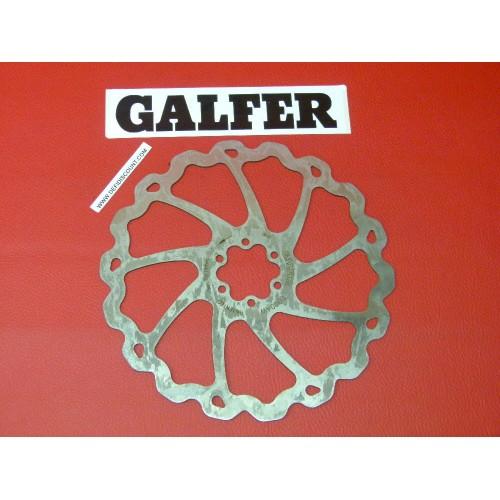 Disque de frein Galfer pour vélo vtt