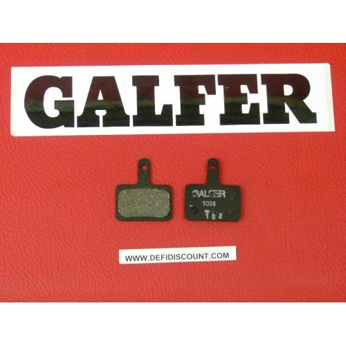 Plaquettes de frein Galfer pour vélo VTT mountain bike FD293 G1054
