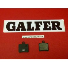 Plaquettes de frein Galfer vélo mountain bike FD250