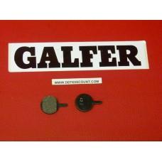 Plaquettes de frein Galfer pour vélo mountain bike FD213 FD213G1054