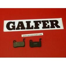 Plaquettes de frein Galfer pour vélo mountain bike FD294 FD294G1054
