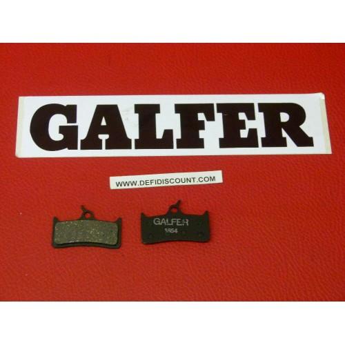 Plaquettes de frein Galfer pour vélo mountain bike FD247 FD247G1054