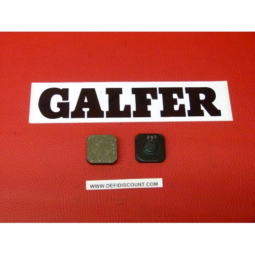 Plaquettes de frein Galfer pour vélo mountain bike FD185 FD185G1054