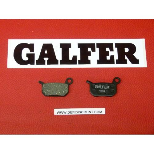 Plaquettes de frein Galfer pour vélo mountain bike FD230 FD230G1054