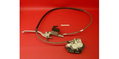 Kit complet maitre cylindre frein PP 125cc Gasgas 4T 2007