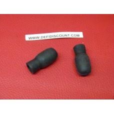 Sourdines caoutchouc TCP10D embouts baguettes batterie