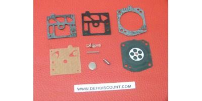 Kit 9 pièces joints membrane Walbro K10-HD