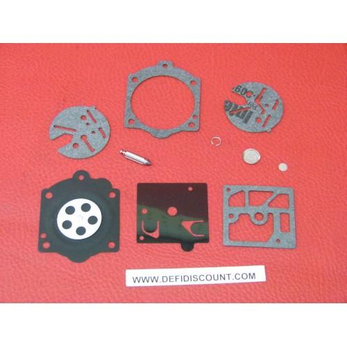 Kit 10 pièces joints membrane carburateur Walbro K10-HDC