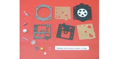 Kit 15 pièces joints membranes carburateur Walbro K12-HDA