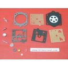 Kit 15 pièces joints membranes Walbro K12-HDA