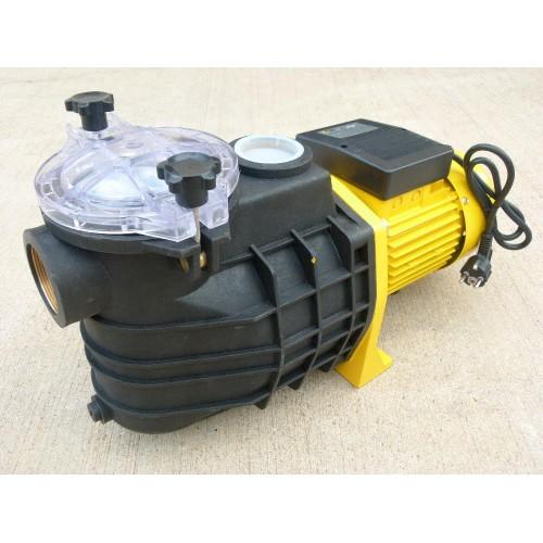 Pompe de piscine 1100w filetage laiton 19,8m3/heure