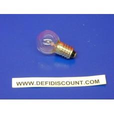 Ampoule E10 3,6v 1A bloc autonome éclairage de sécurité ABI