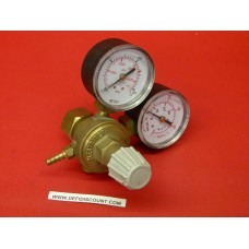 Manomètre détendeur Mestriner CO2 avec 2 jauges