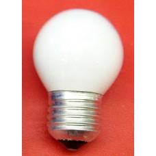 Ampoules sphériques E27 vissée