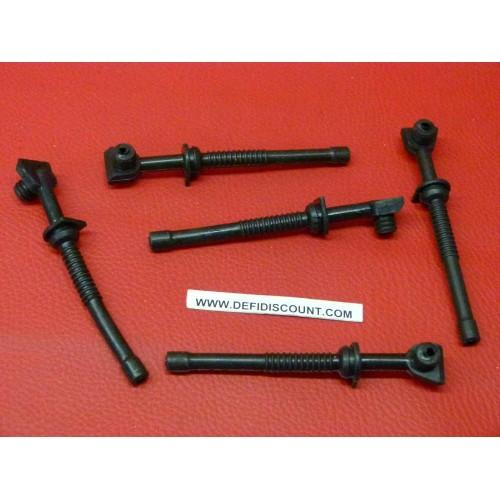 x5 durites tuyaux huile Stihl 1130 647 9400 pièce adaptable MS170 MS180 MS1702MIX