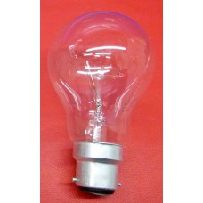 Ampoule clair standard culot B22 ou E27