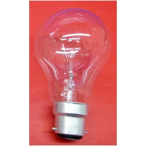 Ampoule incandescence standard culot B22 ou E27