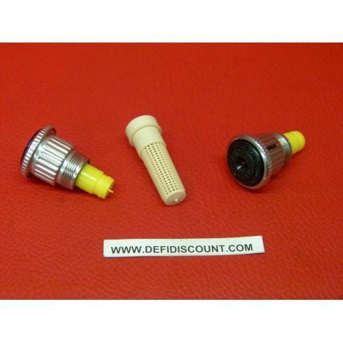 Buse MP3000T 90-120° jaune MP ROTATOR réglable avec filtre