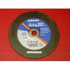 Disque ébarbage métaux 230x6,5x22,2mm Sidamo