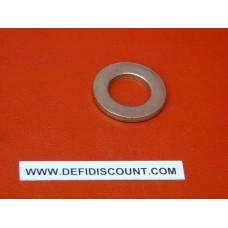 Rondelle joint aluminium 16x10x3mm