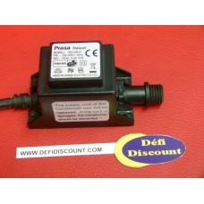 Transformateur adaptateur 230vac en 12vac 0.83A 10VA
