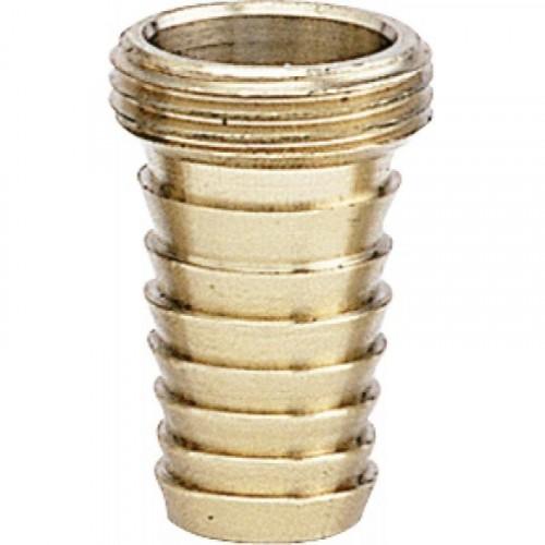 Douille cylindrique fileté raccord arrosage