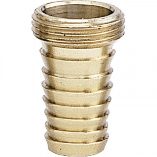 Douille cylindrique fileté raccord arrosage 20x27 25mm