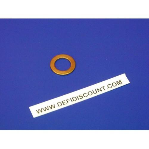 Rondelle cuivre vidange 15x10x1.5 quad gamax 58118-AX100-000
