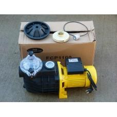 Pompe de piscine 1100W avec pré-filtre FCP1100 avec pièces de rechange