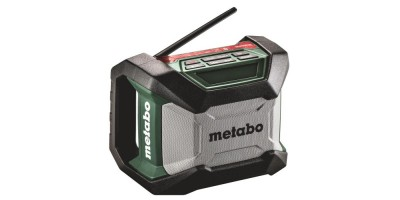 Radio de chantier bluetooth R12-18 BT - METABO