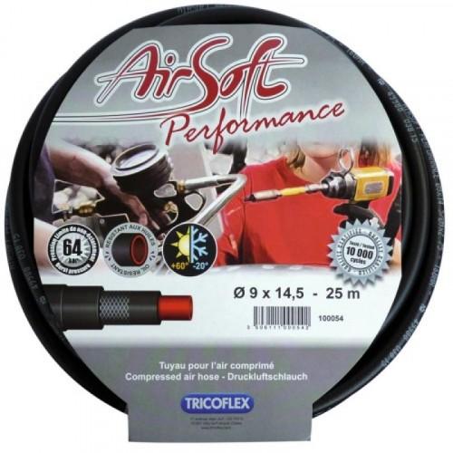 Tuyau air comprimé Airsoft Performance 15,50x10mm - TRICOFLEX