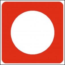 Panneau d'accessibilité pompier - NOVAP