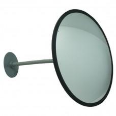 Miroir de surveillance rond à bandes réfléchissantes pour voirie - VISO