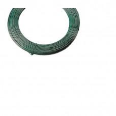 Câble âme métallique gainé PVC, 7 torons de 19 fils - Inox / PVC Translucide