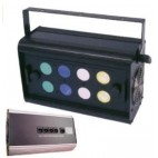 Jeux de lumière projecteur 8x250w Dicro