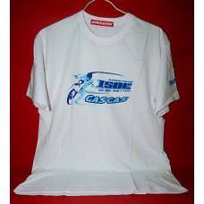 Maillot tee shirt blanc ISDE Gasgas