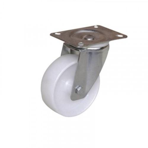 Roulette pivotante sur platine bandage polypropylène pour charges moyennes - Port Roll / GUITEL HERVIEU