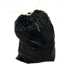 Sac poubelle noir 30 litres