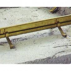 Équerre d'angle profil de cadre pour tapis brosse - DINAC