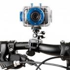 Caméra sport étanche HD miniature