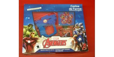 Coffret Corine de Farme Marvel Avengers