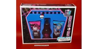 Coffret soin du corps accessoire Monster High