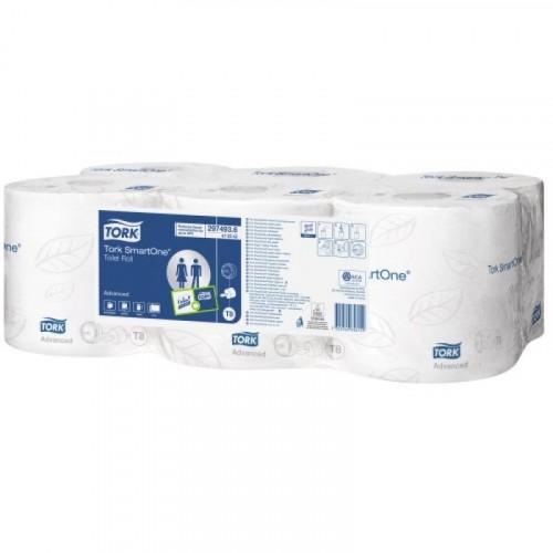 Papier toilettes rouleau pour distributeur Smart one TORK