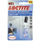 Colle instantanée multi-usages Loctite 401